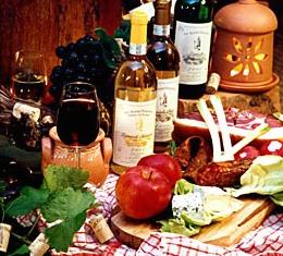 Weinverkostung Kellerei Szent Kristóf in Zamárdi