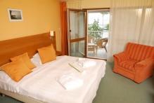 Zimmer des Hotels Yacht Club