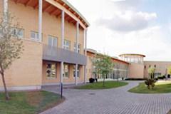 Gandhi-Gymnasium von Pécs