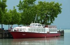 Schifffahrt auf dem Balaton