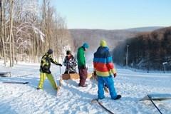 Nordica Ski-Arena bei Eplény